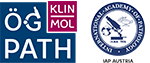 ÖGPath – Österreichische Abteilung der IAP Logo